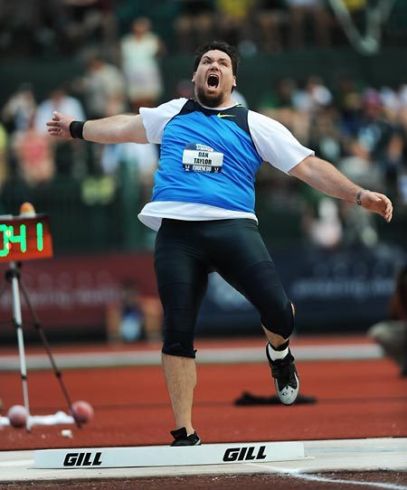 endomorph shot putter All About Eating For Your Body Type