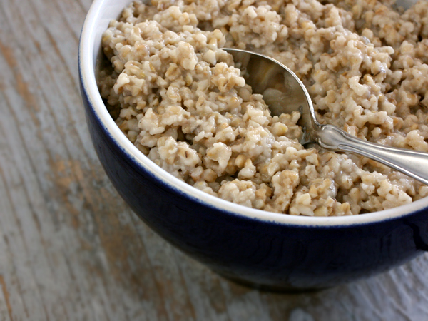 Whole grains – smart decision for after workouts