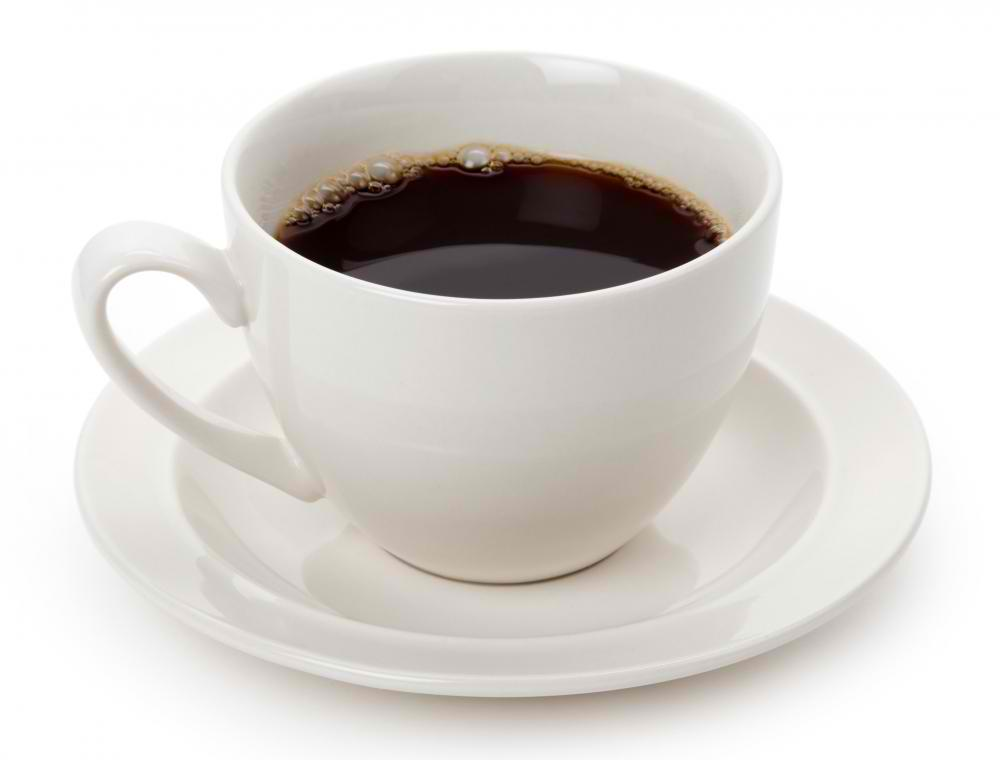 cup of black coffee1 Coffee and hormones: Heres how coffee really affects your health.