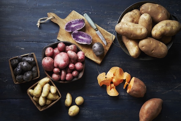 PotaoesOverallH Sweet vs. regular potatoes: Which potatoes are really healthier?