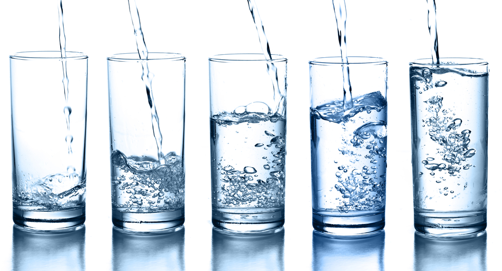 Naturally Occurring Alkaline Water