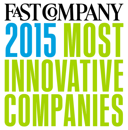 Fast Company 2015 Most Innovative Companies in Fitness