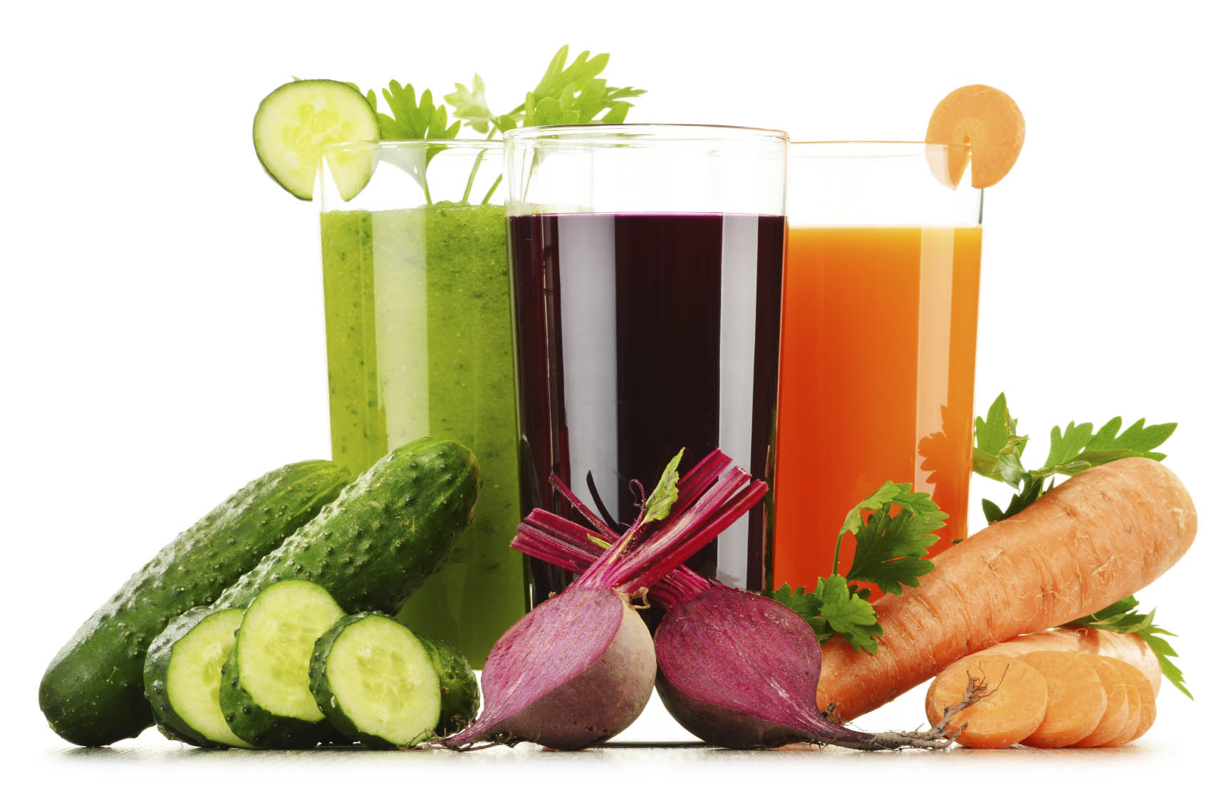 Are detox diets healthy? Our dietitian ended up in the ER