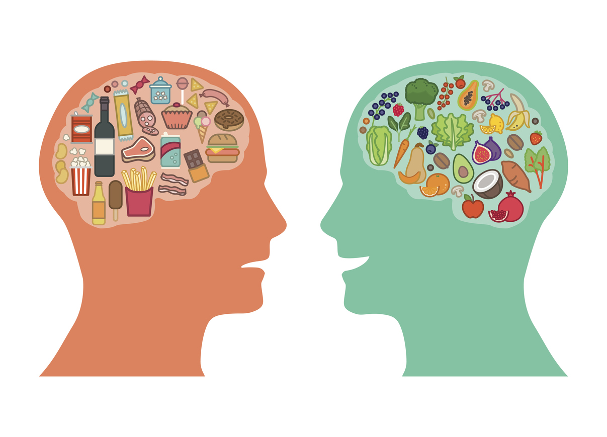 how diet affect brain chemistry